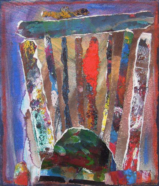 , 'The Green Chair,' 2004, Greenhut Galleries