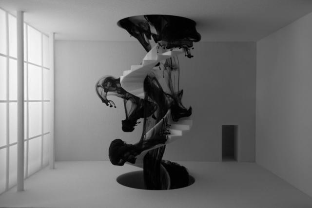 , 'Helix (b),' 2016, Galerie Krinzinger