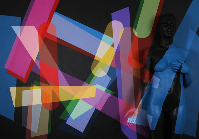 Nicolas Dubreuille, 'Ellenore', 2018, Galerie Duret