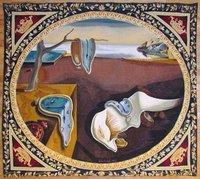 Salvador Dalí, Persistence of Memory Tapestry