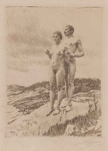 , 'The Two,' 1915, Childs Gallery