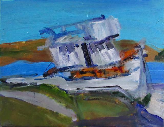 , 'Reyes Shipwreck,' , Tim Collom Gallery