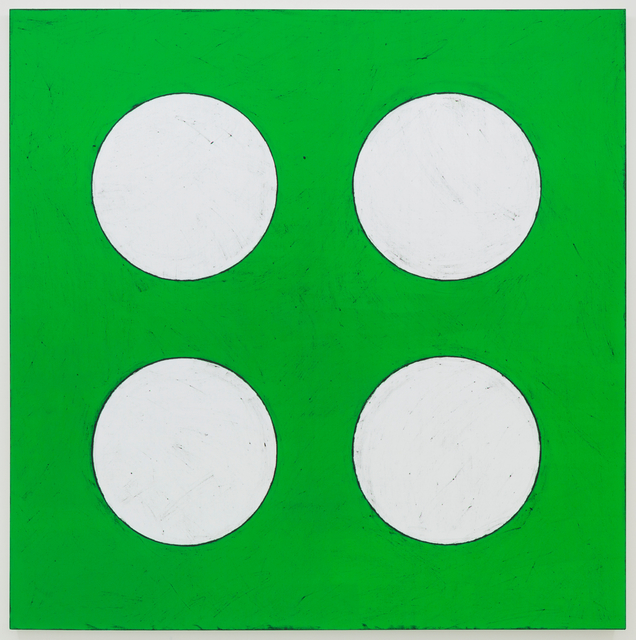 , 'Untitled (2x2 Elements Sign),' 2015, Mai 36 Galerie