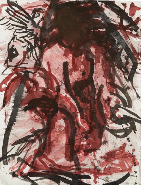 Julian Schnabel, 'Untitled (Agony in the Garden)', 1981, Phillips