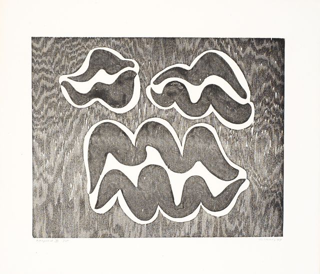 , 'Adapted B,' 1944, Cristea Roberts Gallery
