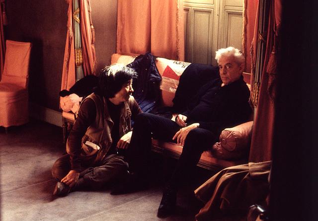 Dieter Blum, 'Herbert von Karajan and Seiji Ozawa', 1981, CAMERA WORK