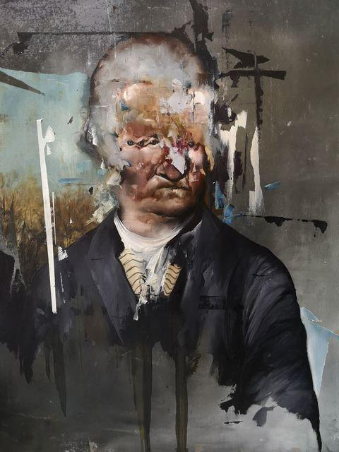 Florian Eymann, 'Sir Iris ', 2019, Avant Gallery