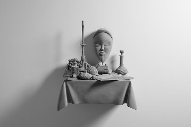 , 'Vanitas (variation) 22,' 2018, Galerie Krinzinger
