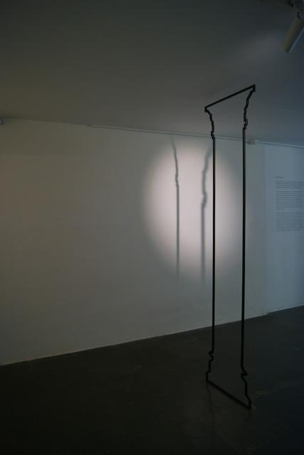 , 'Material Support,' 2017, Mumbai Art Room