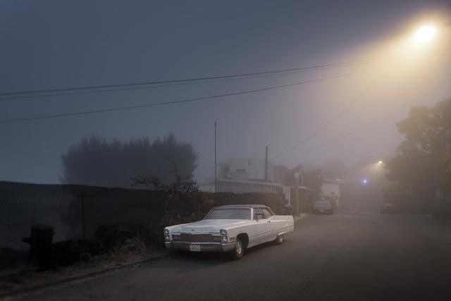 , 'Sleeping Car, Appian Way,' 2012, Fahey/Klein Gallery