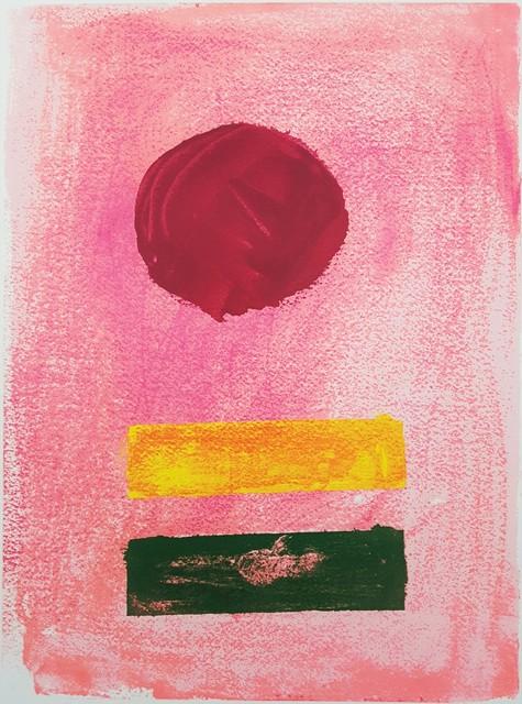 Adolph Gottlieb, 'Pink Ground', 1972, Graves International Art