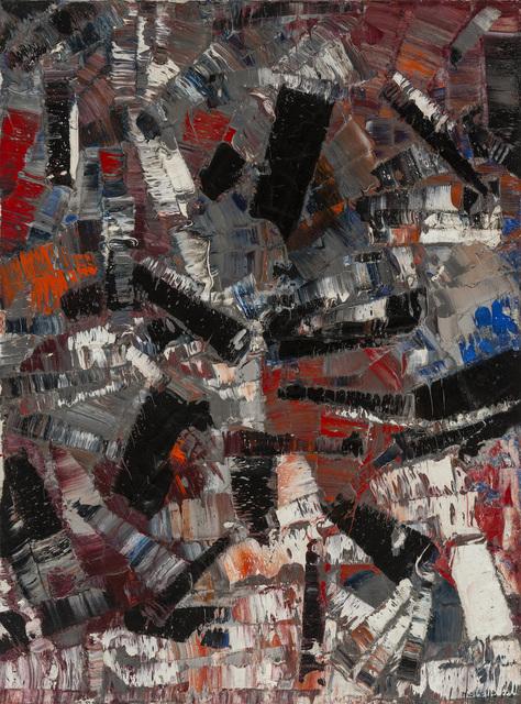 , 'Éole,' 1956, Galerie Von Vertes