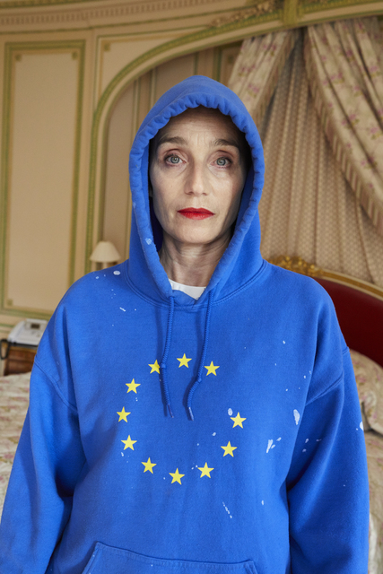 , 'Kristin Scott Thomas No.1, London,' 2017, Christine König Galerie