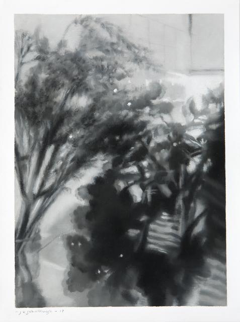 , 'Meinersen Künstlerhaus: Reflection study II,' 2017, Barnard