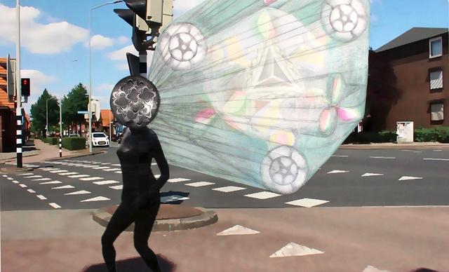 Eline Meyer, 'Eline Meyer, Video Still, arrest', 2018, PontArte