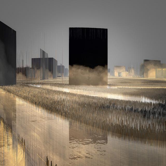 , 'Landcuts Ville 5 1HR2,' , Gauchet Fine Art