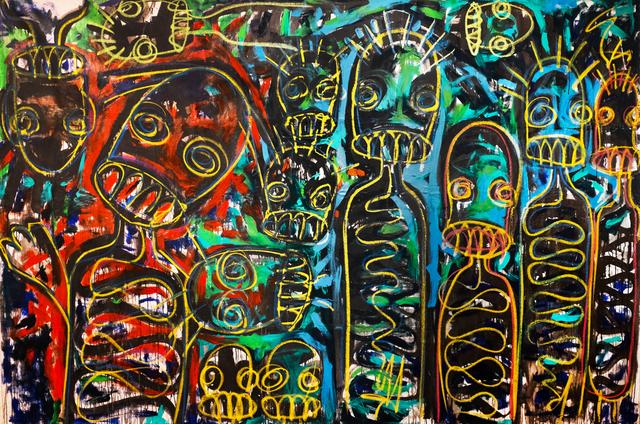, 'Spiritual Conversations,' 2014, Ethan Cohen New York