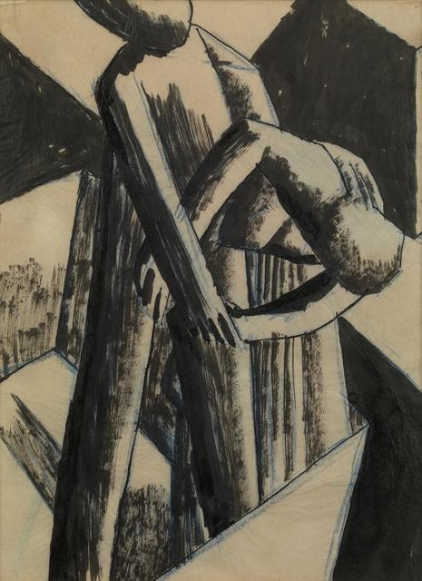 , 'Men & Women (the table),' 1919, Waterhouse & Dodd