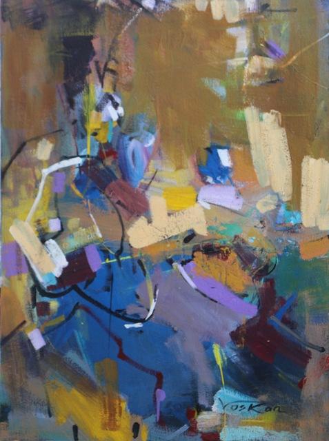 Voskan Galstian, 'Evening Blues', 2017, Vayer Art
