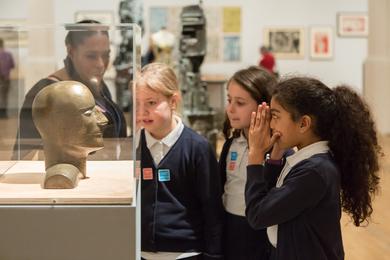 Whitechapel Gallery Artist-led School's Workshops –£500 donation per workshop