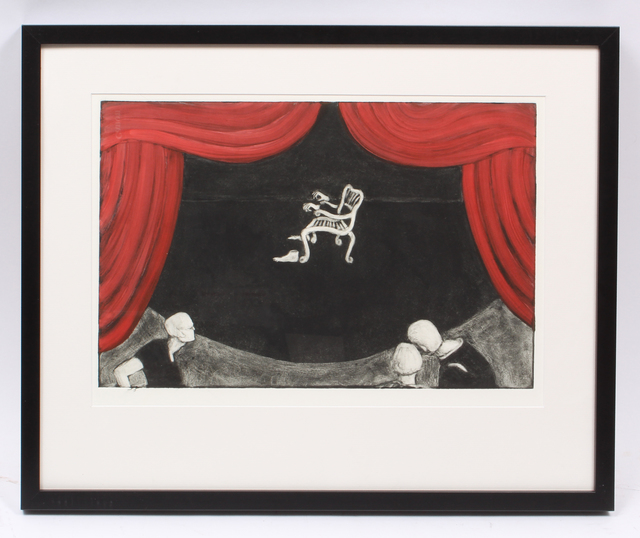 , 'The Stage,' 1990, Resource Art