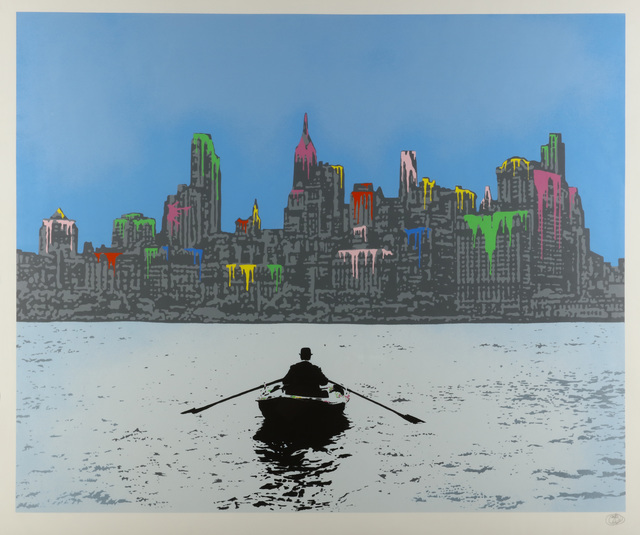 Nick Walker, 'The Morning After - New York', 2011, Chiswick Auctions