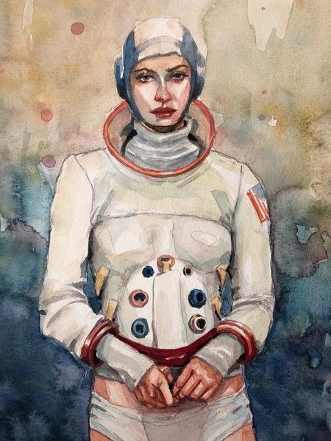 , 'Cosmogenesis,' 2018, {9} The Gallery