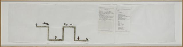 , 'Codex Artaud XXXIIIa,' 1972, Punta della Dogana