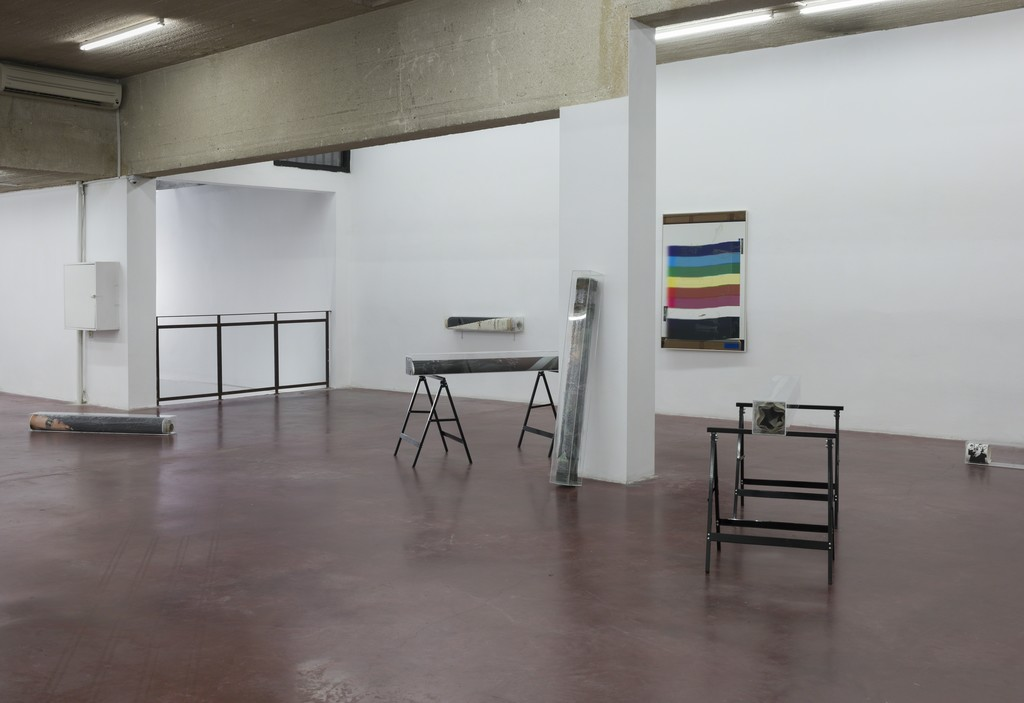 David Maljkovic, 2017, Exhibition view, Dvir Gallery Tel Aviv