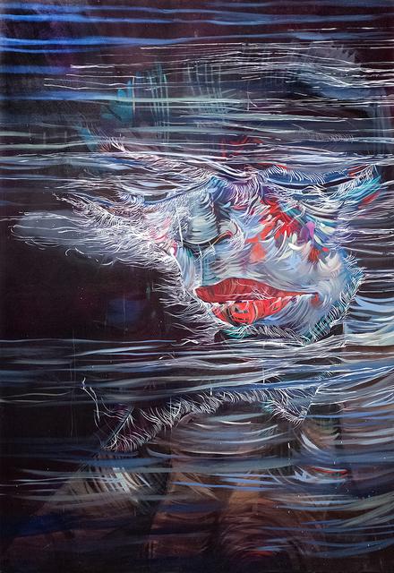 , 'Release The Pearl,' 2014, ANNO DOMINI