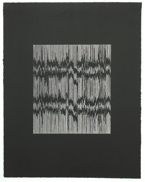 , 'Untitled,' 2016, Tamarind Institute