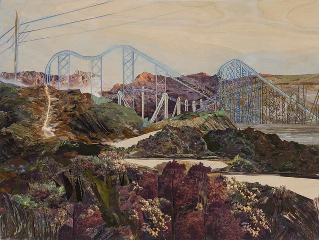 , 'Rollercoaster,' 2015, C24 Gallery