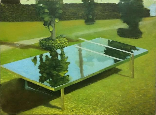 , 'Reflexion,' 2012, Art+Text Budapest