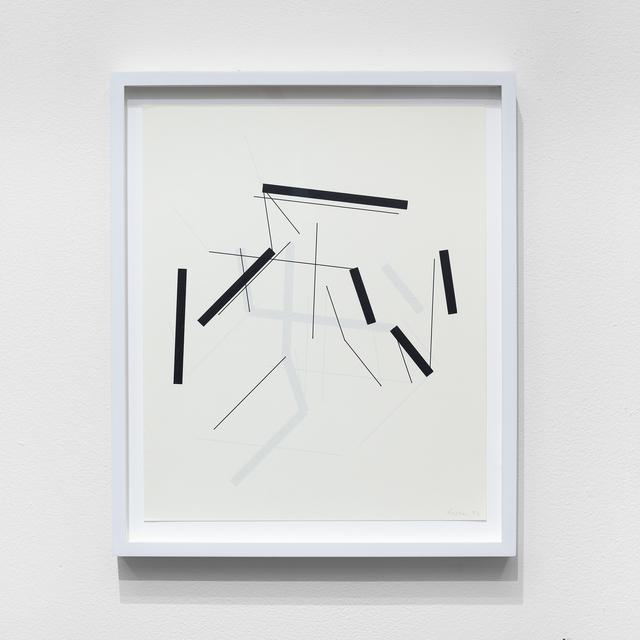 , 'P-454-E,' 1992, bitforms gallery