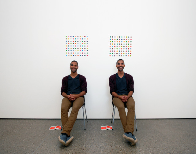 Damien Hirst, 'Marian, Julian [Title variable],' 1992, Fondation Beyeler