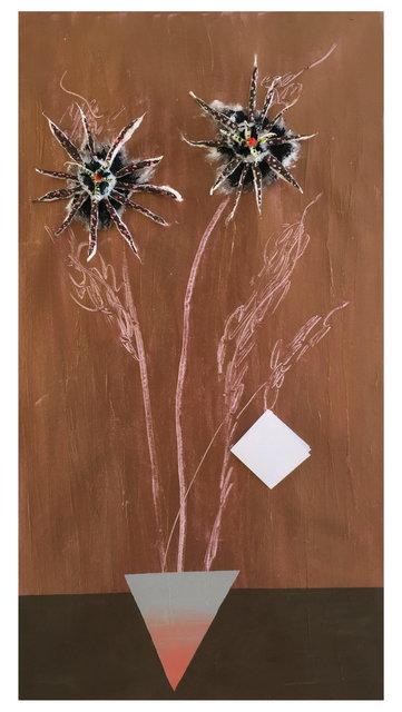 , 'En mi cabeza,' 2018, Nora Fisch