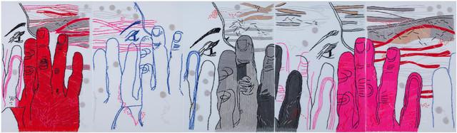 , 'Unknown blog,' 2013, Galerie Forsblom