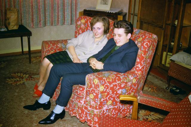 Geoffrey Valentine, 'Courting Couple', 1962, Wren London