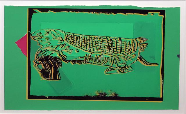 , 'Vanishing Animals -- Mouse Armadillo,' 1986, Hamilton-Selway Fine Art