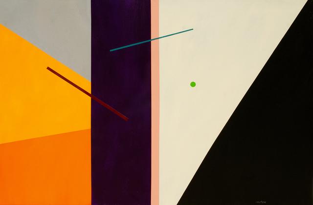John Axton, 'Latin Music', 2020, Painting, Oil, Ventana Fine Art