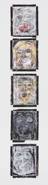 , 'abject i-v,' , Charles Nodrum Gallery
