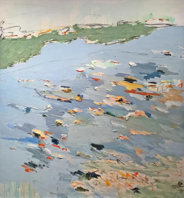 , 'Tashmoo in Blue Grey,' 2017, CIRCA Gallery