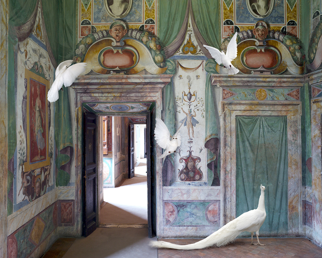 , 'Immaculate Conception, Villa D'Este,' 2015, Jackson Fine Art