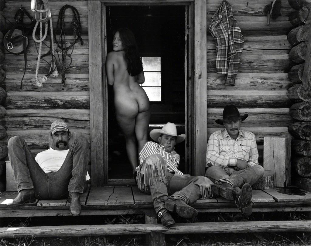 Olga and the Cowboys