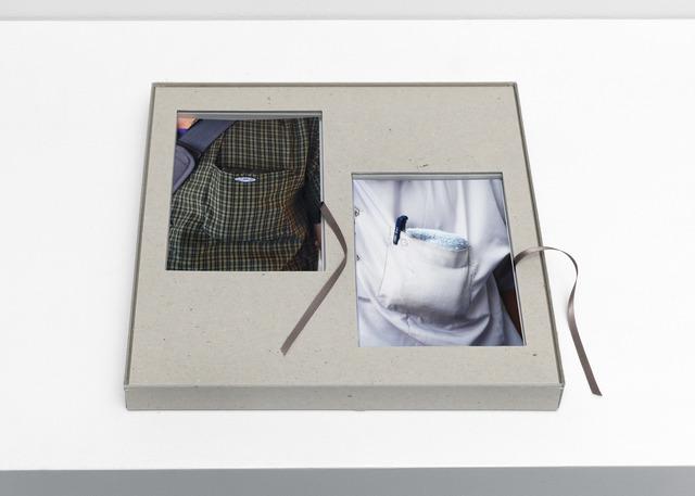 , 'Borstzak / Breast Pocket,' 2015, Galerie Fons Welters
