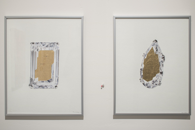 , 'Deathwish 1 & Deathwish 2,' 2011, Cardoza Fine Art