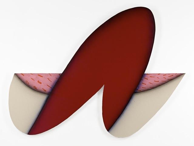 , 'Pornographic Airport Painting,' 2014, Galerie Lisa Kandlhofer