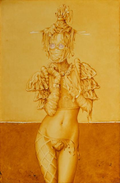 , 'Walthrude,' 2015, Galerie Bruno Massa