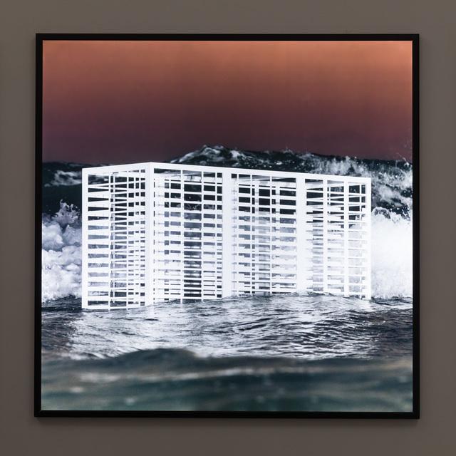 , 'Luminary, Genko-an,' 2017, Charlie James Gallery