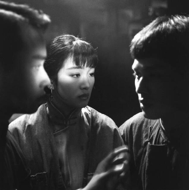 Patrick Zachmann, 'On the set of the film the Temptress Moon, Gong Li & Leslie Cheung', 1995, °CLAIRbyKahn Galerie